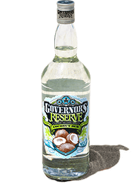 Governor's Reserve Coconut Rum 1L